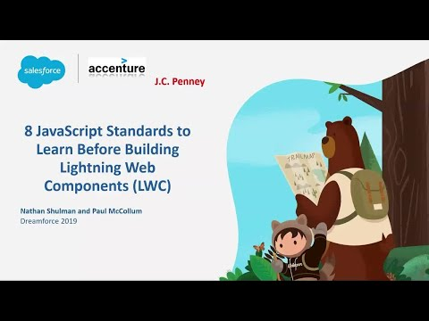 8 JavaScript Standards To Learn Before Building Lightning Web Components (LWC)