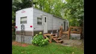 2004 Breckenridge 844SB Park Trailer/Model / Oak Lake RV Sales & Service