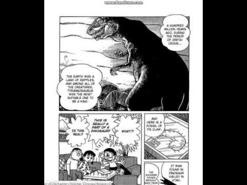 Learn English with Doreamon Comic book