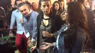 María González canta por sevillanas en El Rincón de la Pata