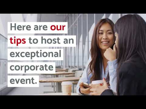 Tips To Host An Exceptional Corporate Event | Yapsody Event Ticketing