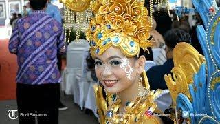 Pekan Batik Nusantara 2018 di Kota Pekalongan Resmi Dibuka - Stafaband
