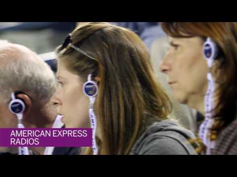 AMEX: US Open (Tennis) 2015