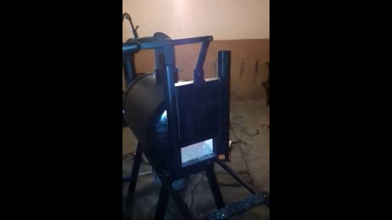 piec Kowalski gazowy  YouTube -> Kuchnia Gazowa Na Propan Butan