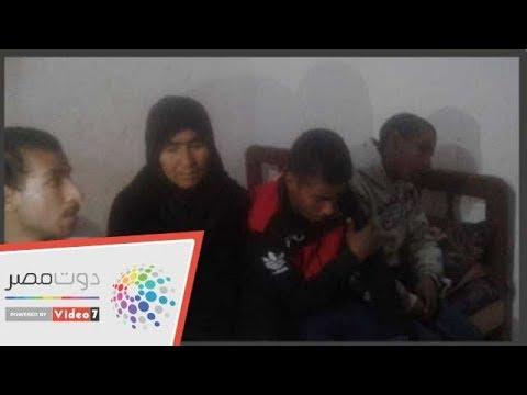 مأساة 3 أشقاء مكفوفين بسوهاج يحتاجون علاجا على نفقة الدولة  - 12:55-2019 / 1 / 14