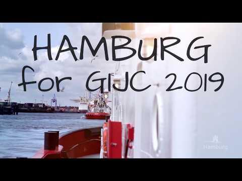 Hamburg for GIJC 2019