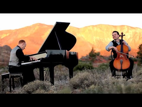Lord of The Rings  The Hobbit PianoCello   ThePianoGuys