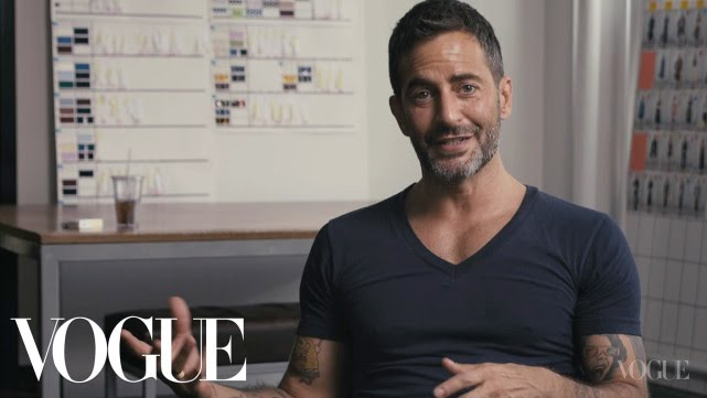 Watch Marc Jacobs, Char Defrancesco get engaged at Chipotle with a flash mob