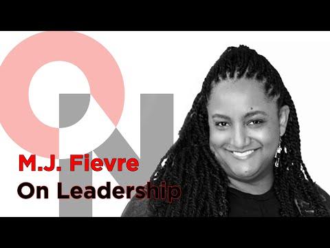 Education Is The Key | M.J. Fievre | FranklinCovey clip
