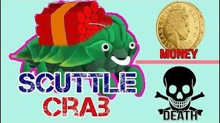 Scuttle Crab Montage | Funny and Highlights Moments ?