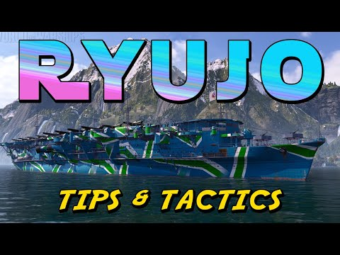Ryujo: Torpedo Expert