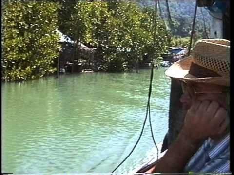 THAILAND 1996 Ko Chang เกาะช้าง หาดทรายขาว