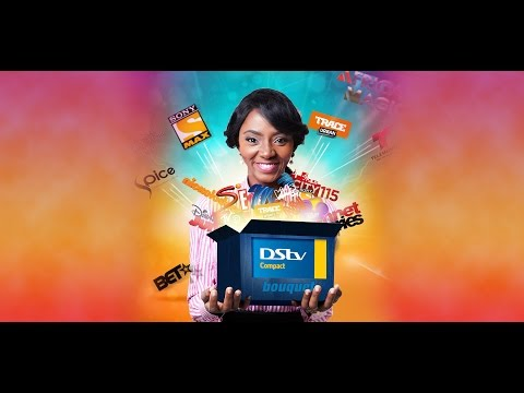 DStv Compact TVC - Just Perfect with Ivie Okujaye