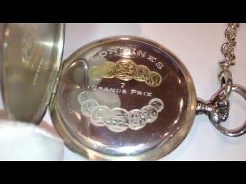 Longines pocket watch 1918 grand prix silver lepine juwelier - Prix longrines prefabriquees ...