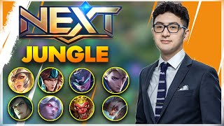 COMPLETE HERO LIST for EVERY ROLE | Mobile Legends Project Next