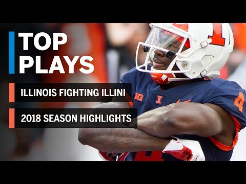 2018 Season Highlights: Illinois Fighting Illini | Big Ten Football