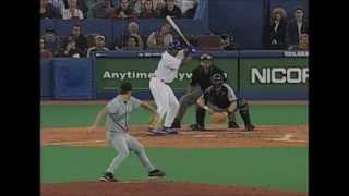 Carlos Delgado hits 4 home runs in one game (2003)