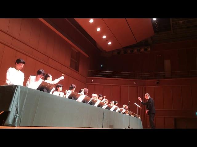 ハンドベル つぐない, Kobe YMCA Bell-choir (Dir. Nozomu Abe) 2017 Dec