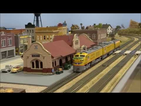 Texas Northern Model Railroad Club - 8/5/2017