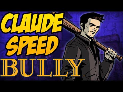CLAUDE SPEED MOD!!! (BULLY:SE)