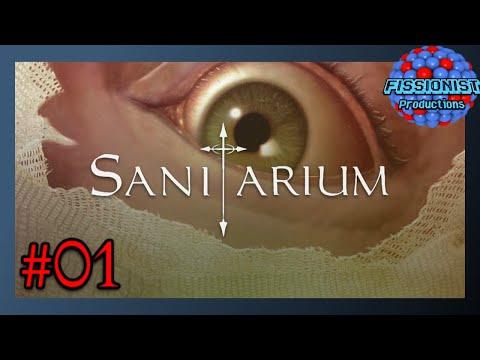 Sanitarium #01 - Diagnosis: Crazy!  
