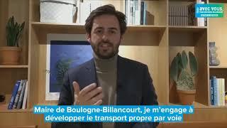 POUR LIGNE DE TRANSPORT FLUVIAL PROPRE - SEABUBBLES/Hi-BUS