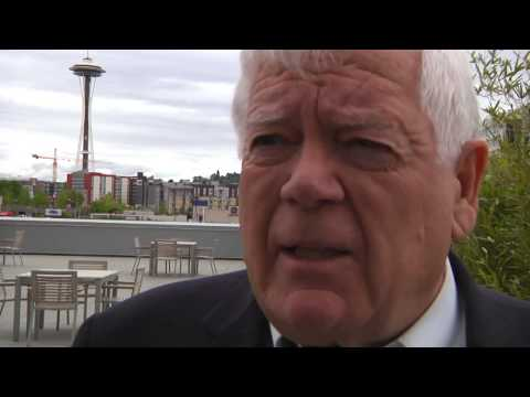 Rep. Jim McDermott at the Congressional Caucus on Foster Youth Listening Tour-Seattle