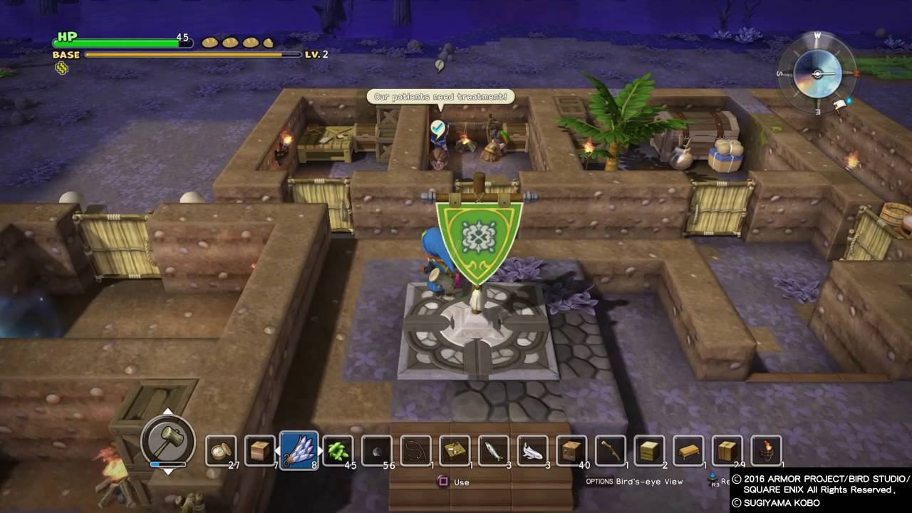 Dragon Quest Builders Rimuldar