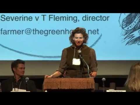 Severine von Tscharner-Fleming: Young Farmers' Movement