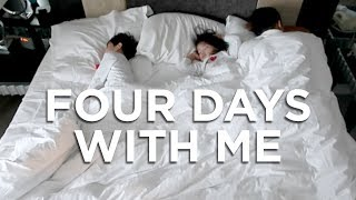 Four Days with Me | Vivy Yusof Mp3