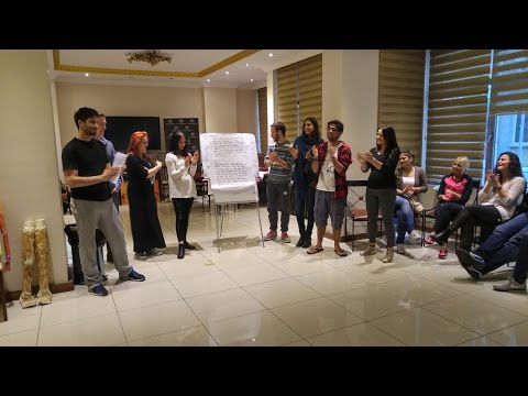 Fairy Tale for Creativity International Erasmus + Youth Project