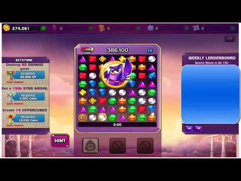 Bejeweled Blitz WHAT IS GOING ON HERE