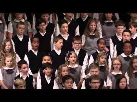 Highlands Latin 3rd - 6th Grade Christmas Cantata 2015