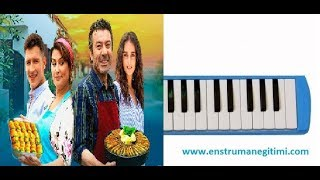 Melodika Eğitimi - Egenin Hamsisi Melodika Resimi