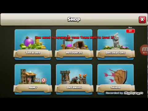 Hack of clash of clans Proof December 2016 in hindi