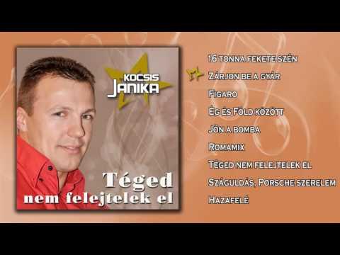 ✮ Kocsis Janika ~ Téged nem felejtelek el (teljes album) | Nagy Zeneklub | letöltés