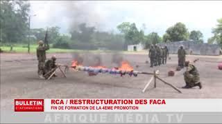 REPORTAGE RCA DU 21 09 2018 DU 21 09  2018