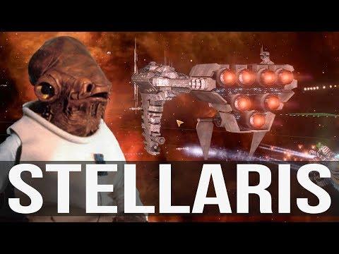 Stellaris Season 3 - #11 - Deploy The Rebel Alliance Fleet