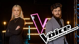 Sofie Fjellvang vs Julian Garcia Sandtorv | Stay on These Roads (Aha) | Battle | The Voice Norway