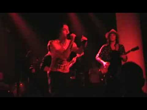 The Filthy Youth - live at Santos' Party House, Ne...