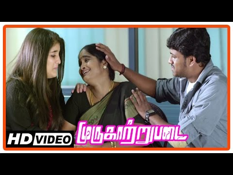 Murugaatrupadai Movie | Scenes | Saravanan's Dad Meets With Accident | Saravanan Learns The Truth