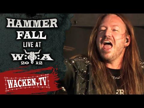 Hammerfall - Full Show - Live at Wacken Open Air 2012
