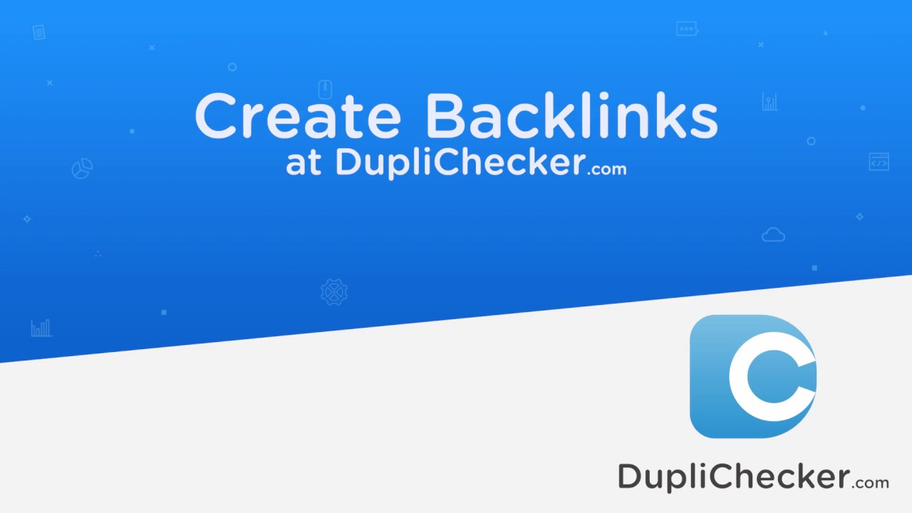 Backlink Generator - [One-Click] Free High Authority Backlinks
