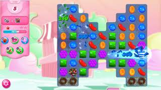 How to complete candy crush saga hard level #1834 without booster