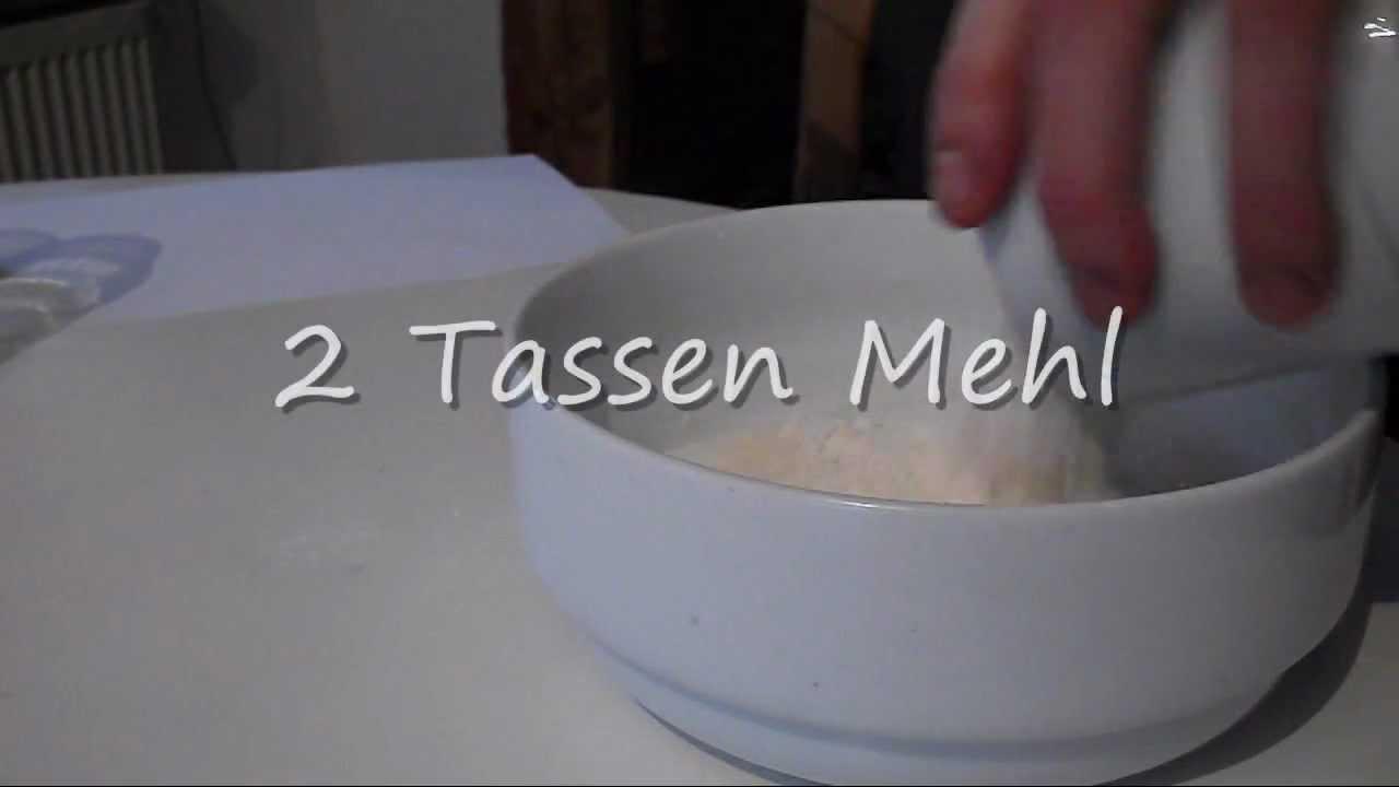 Salzteig rezept schnell einfach und vielseitig youtube for Salzteig ideen