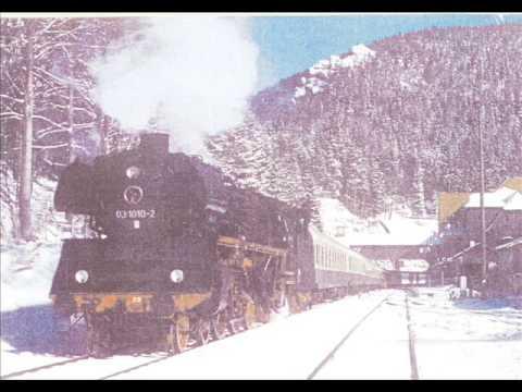 Railway Winterland - Song,Gitarre,Dampflok,Eisenbahn,Schnee,Romantik,Urlaubsstimmung
