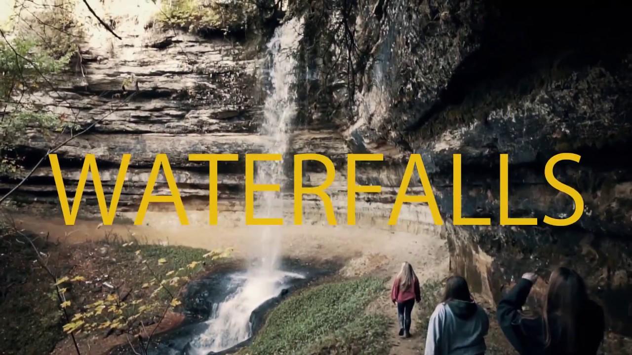 Waterfall & Cruise