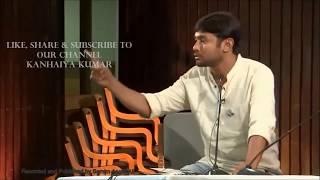▶ Kanhiaya Kumar ने सबकी बोलती बंद कर दी   जानिए ऐसा क्या कहा Kanhaiya ने