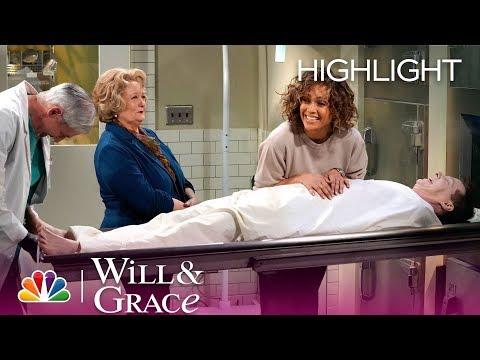 Will & Grace - Jack and Jen Meet Again (Episode Highlight)