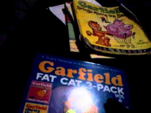 Garfield Fat Cat 3 Pack Volume Vi Review Youtube